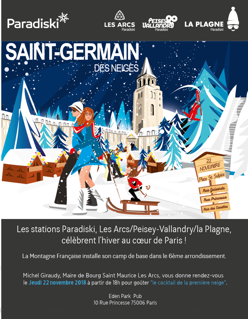 Saint-Germain des neiges
